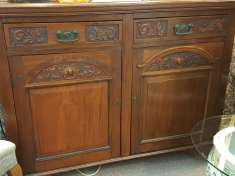 See our antique furniture