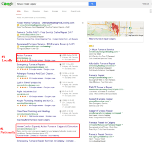 #1 Local and Organic Rankings Will Change Your Business Forever