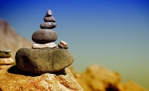 How to Pick a Wordpress Theme - Stacked Rocks at the Top of the Mountain